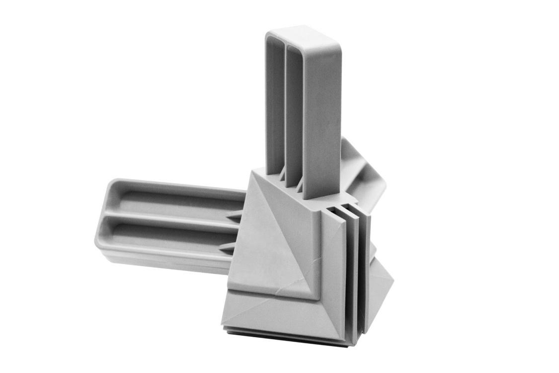 Hoofdafbeelding Cube 65 corner connector