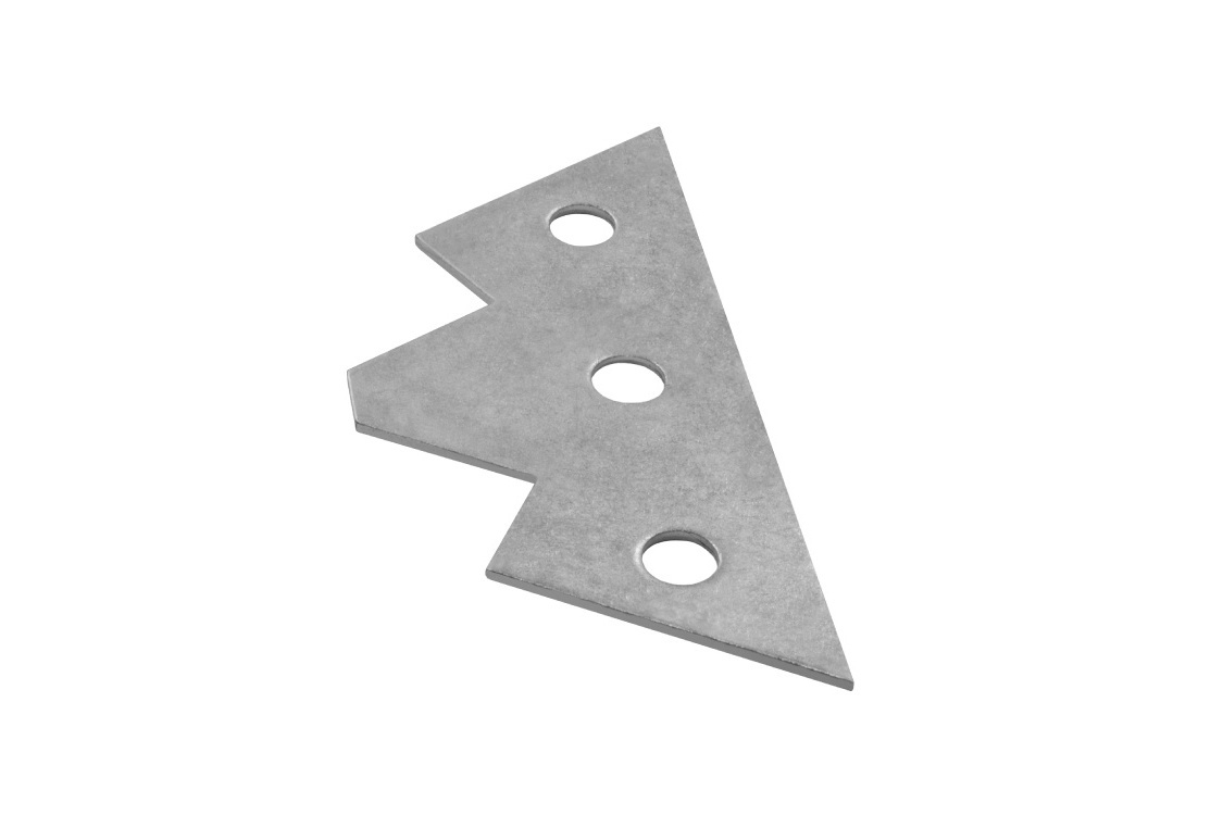 Triangle connector set