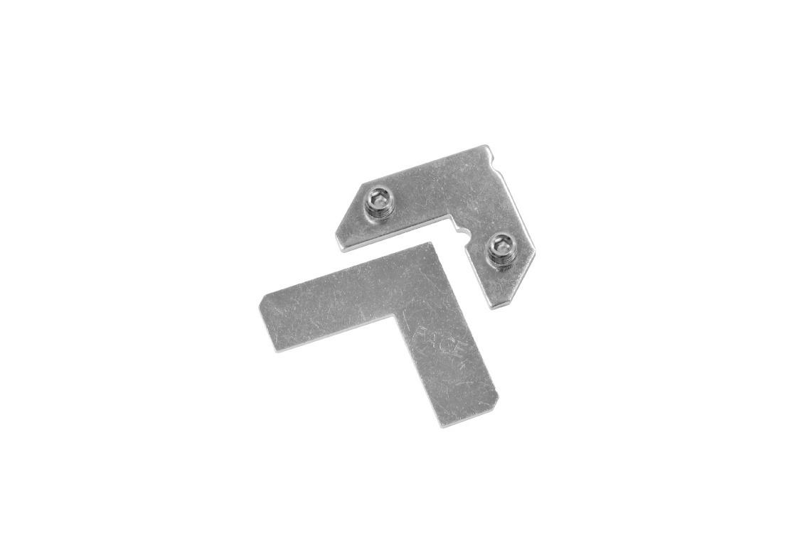 Lockset simple with allen key