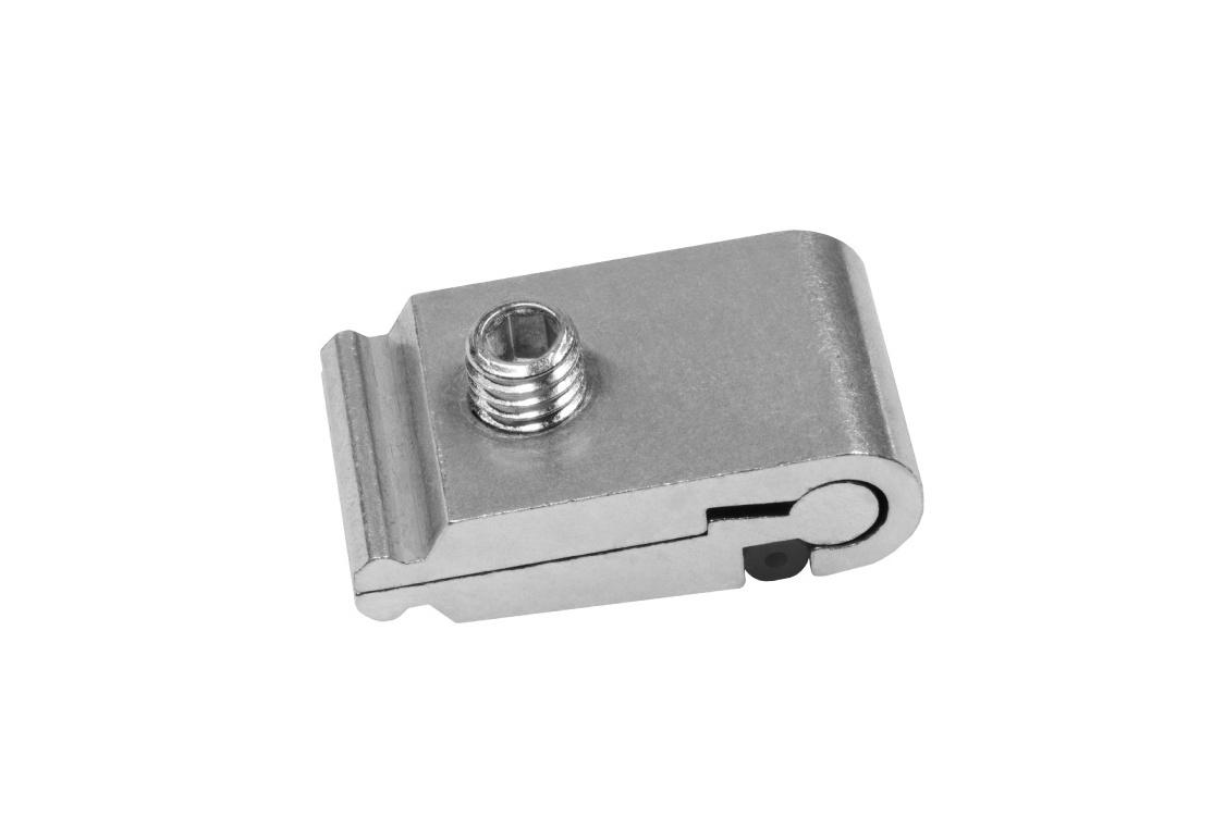 Lockset stabilizer