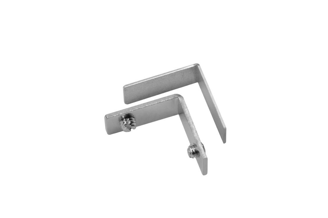 Lockset hanging profile